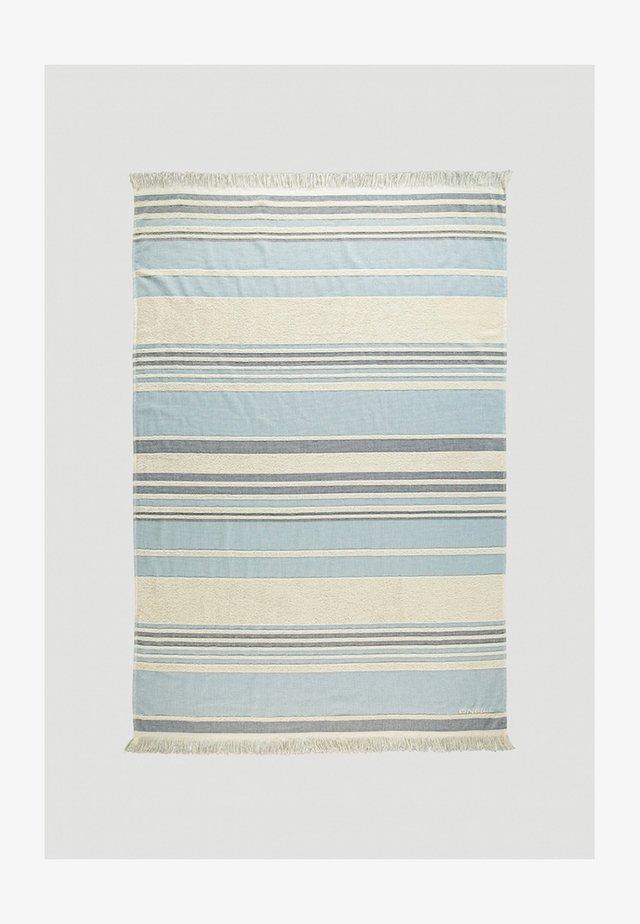 Beach towel - forever blue