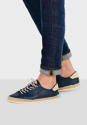 PAM - Trainers - navy blue