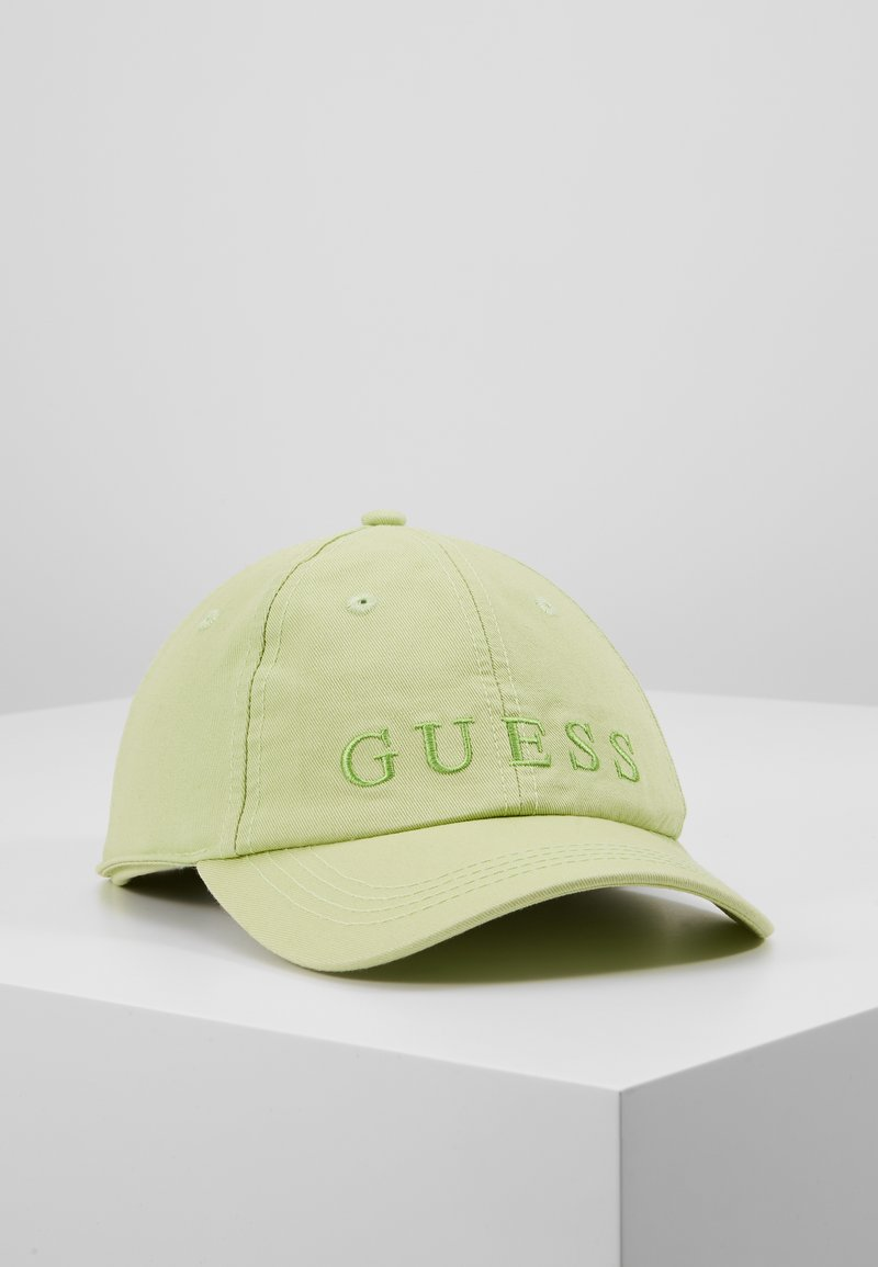 Guess - BASEBALL - Gorra - lemon peel