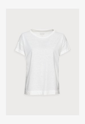 CLOUDY - T-shirt basique - off white