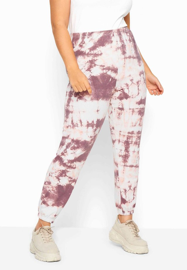 LIMITED COLLECTION - Tracksuit bottoms - pink