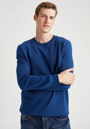 Sweatshirt - indigo
