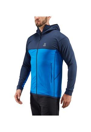 Fleece jacket - storm blue/tarn blue