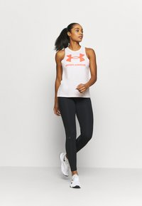 Under Armour - RUSH LEGGING - Medias - black - 1