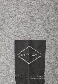Replay - Printtipaita - grey melange - 6