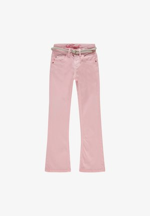 BELIZE - Bootcut jeans - fairy pink