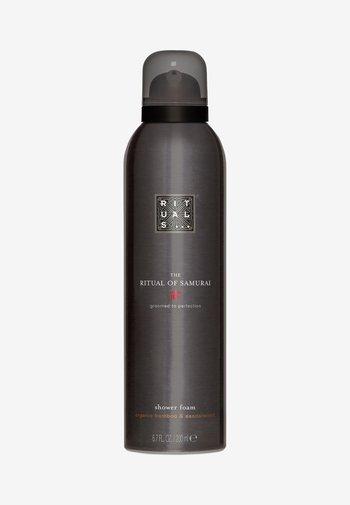 RITUALS THE RITUAL OF SAMURAI FOAMING SHOWER GEL - Shower gel - -