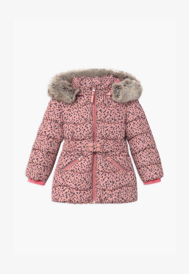 KID - Winter coat - old rose