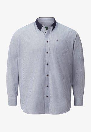 Formal shirt - blau kariert