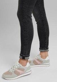 Esprit - Sneakers laag - old pink - 0