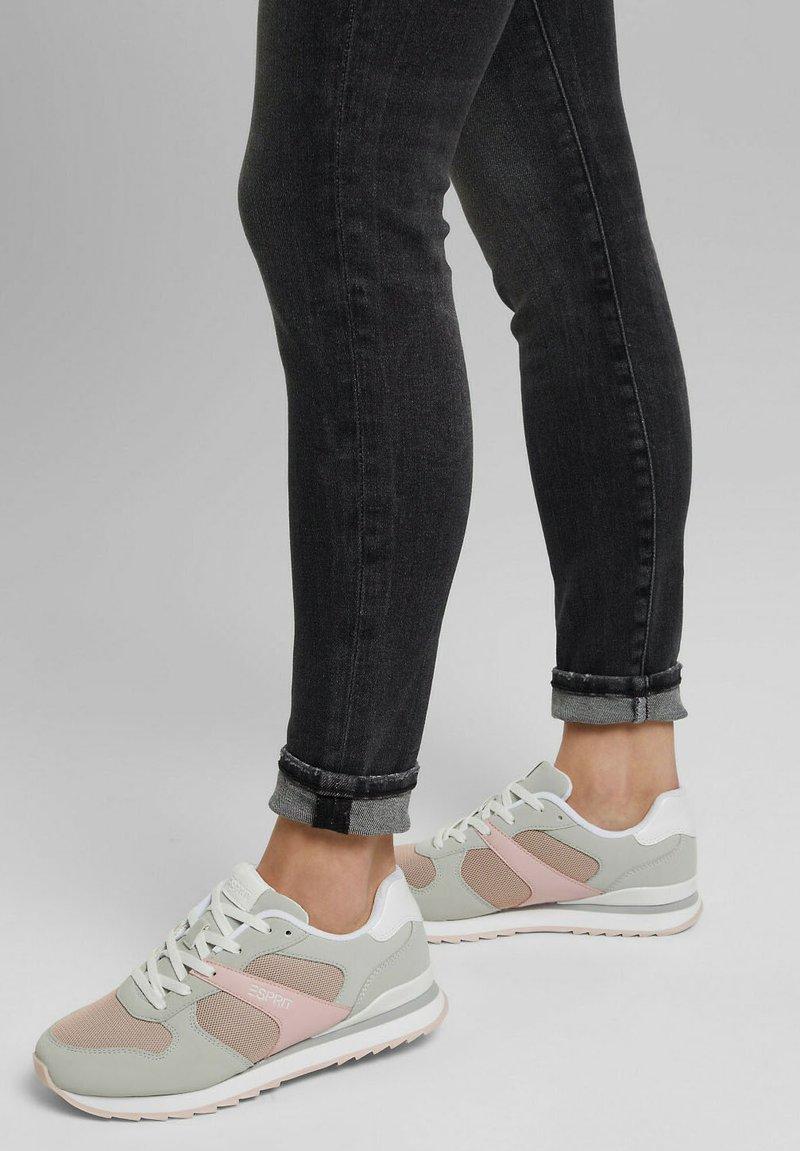 Esprit - Sneakers laag - old pink