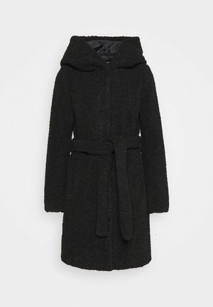 VMLUCINDA HOODY JACKET - Manteau classique - black