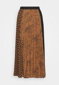 InWear - POLOMAIW SKIRT - A-line skirt - winter beige - 1