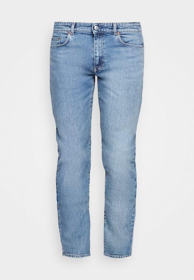 DEAN - Džíny Straight Fit - true blue