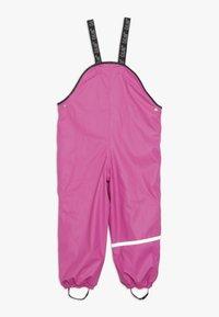 CeLaVi - RAINWEAR SET - Kalhoty do deště - real pink - 4