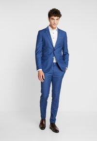 Pier One - Suit - blue - 0