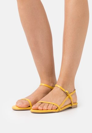 ELFRED - Sandals - yellow