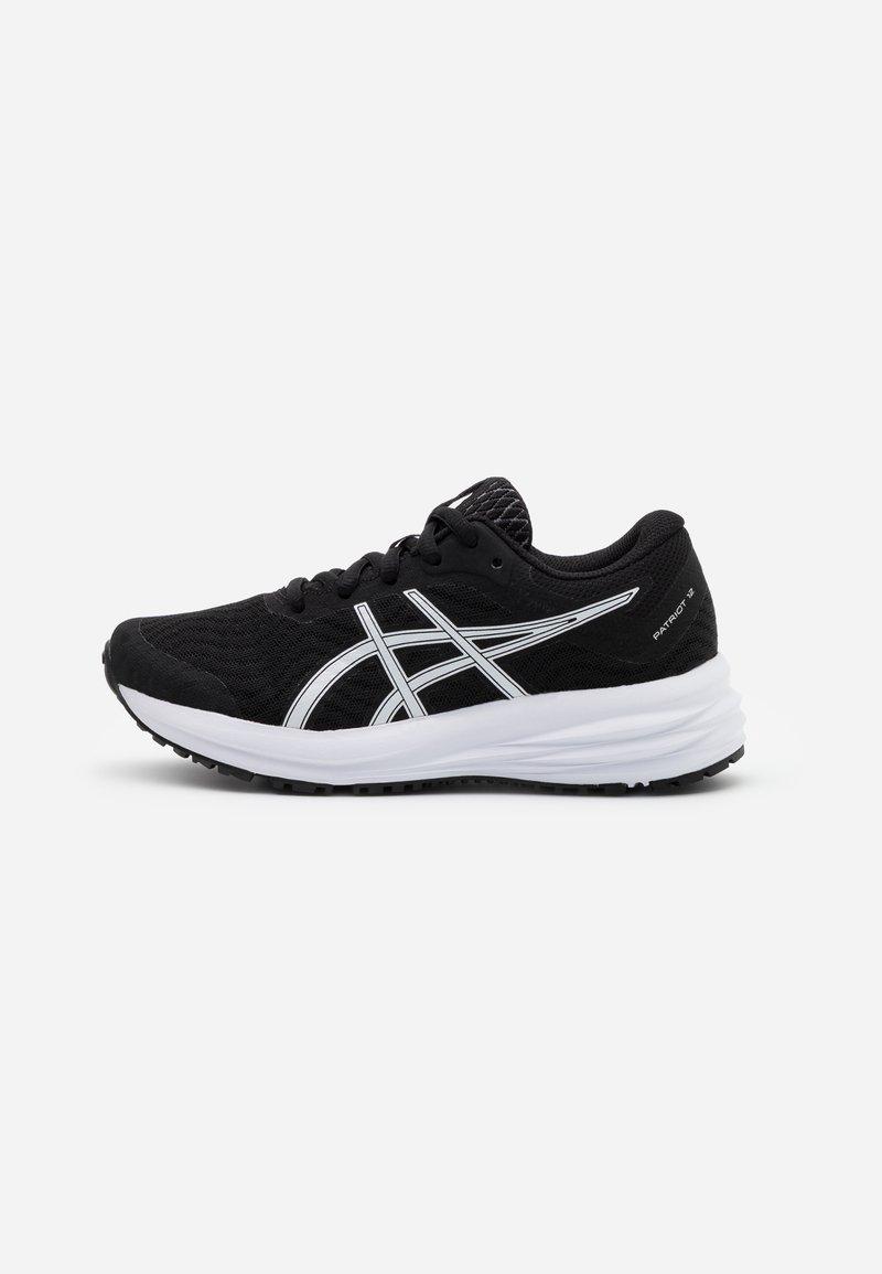 ASICS - PATRIOT 12 - Zapatillas de running neutras - black/white