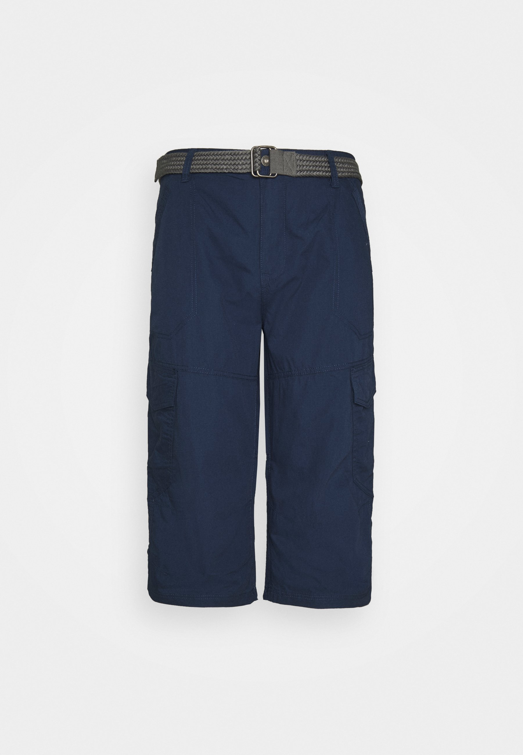 Homme LONG CARGO WITH BELT - Short