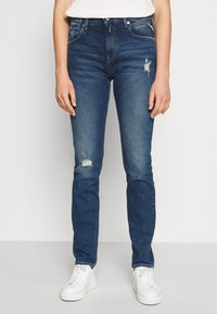 Replay - MARTY - Relaxed fit jeans - light blue - 0
