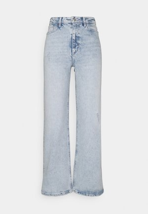 PCSUI - Vaqueros boyfriend - light blue denim