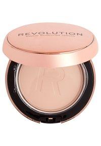 Make up Revolution - CONCEAL & DEFINE POWDER FOUNDATION - Foundation - p4 - 1