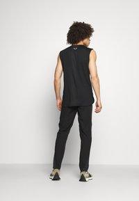 SQUATWOLF - LIMITLESS TRACK PANTS - Pantalon de survêtement - grey - 2