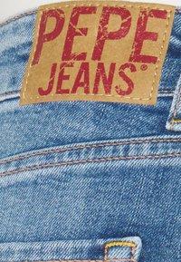 Pepe Jeans - LEXA SKY HIGH - Vaqueros rectos - denim - 2