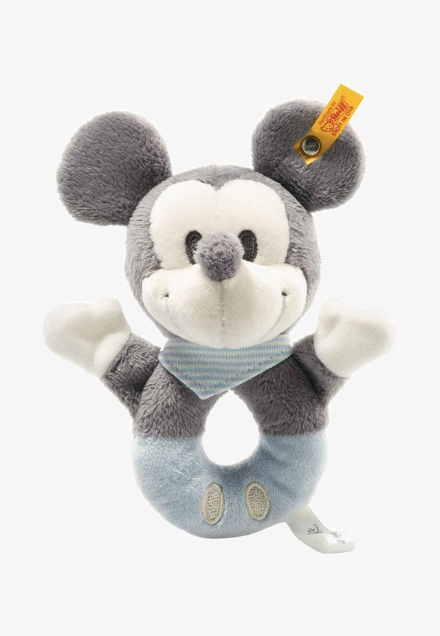 Cuddly toy - grey / blue / white