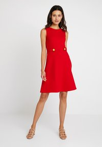 mint&berry - Jersey dress - goji berry - 0