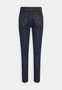 MOSCHINO - TROUSERS - Slim fit jeans - fantasy blue - 8