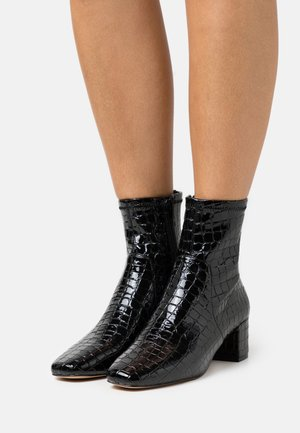 MYAII - Classic ankle boots - black