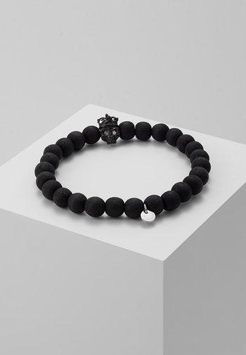 KING SKULL - Armband - black