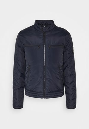 PADDED MOTO JACKET - Jas - night sky