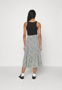 ONLY - ONLKENDALL SKIRT - A-line skirt - pumice stone/blue - 2