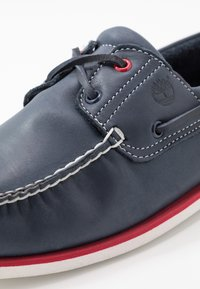 Timberland - CLASSIC BOAT - Boat shoes - navy - 5