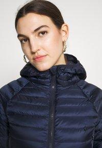 Benetton - JACKET - Down jacket - navy - 3