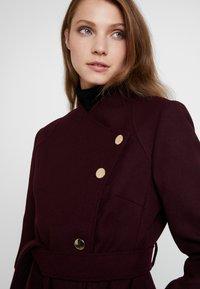 mint&berry - Short coat - bordeaux - 5