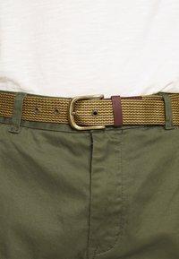 Scotch & Soda - FAVE CARGO - Shorts - army - 4