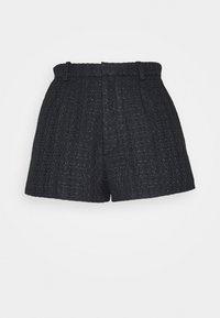 Iro - RAISE - Shorts - black/navy - 0
