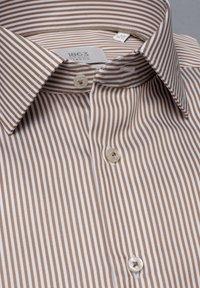 Eterna - Shirt - beige/weiss - 4
