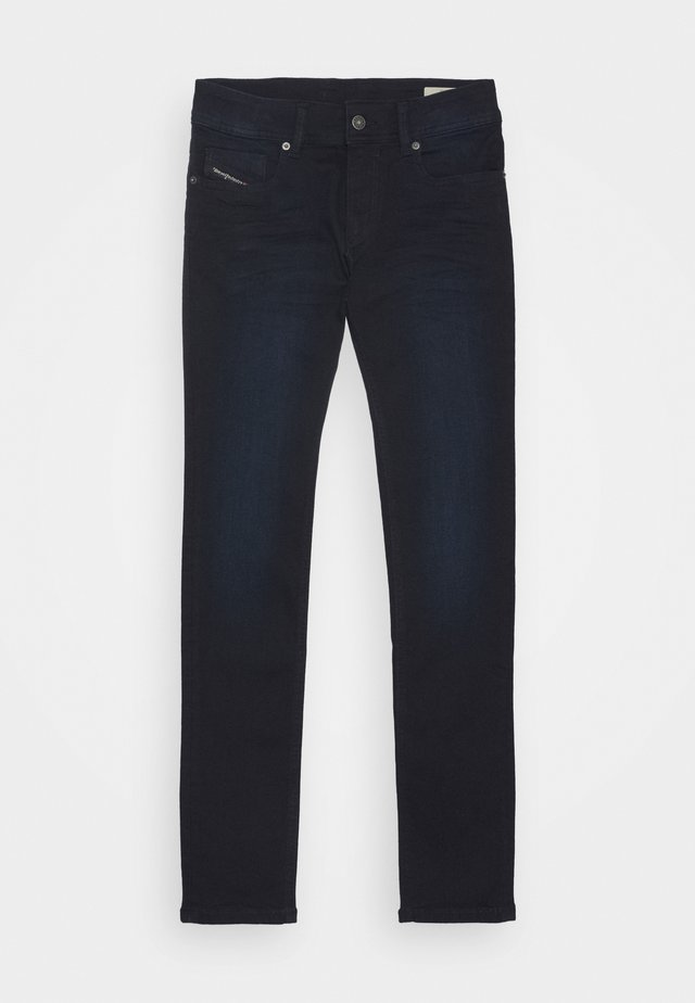 SLEENKER-J-N PANTALONI - Jeans slim fit - blue denim