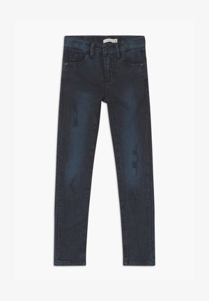 NKMPETE - Jeans Skinny Fit - black denim