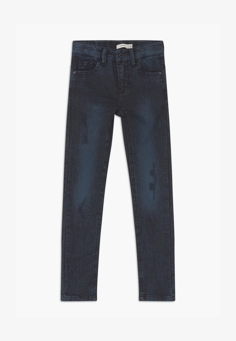 Name it - NKMPETE - Jeans Skinny Fit - black denim