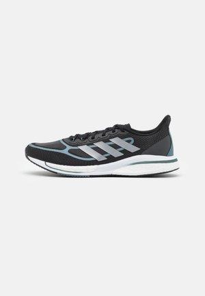 SUPERNOVA  - Neutral running shoes - core black/silver metalllic/blue oxide