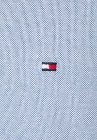 Tommy Hilfiger - OXFORD REGULAR - Pikeepaita - colorado indigo - 6