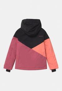 Brunotti - SHEERWATER GIRLS - Snowboardová bunda - pink grape - 1