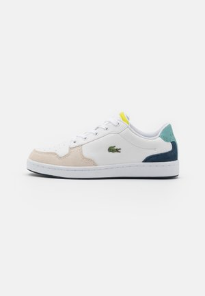 MASTERS CUP  - Sneakersy niskie - white/navy