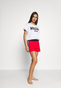 MOSCHINO SWIM - Pyjama bottoms - red - 1