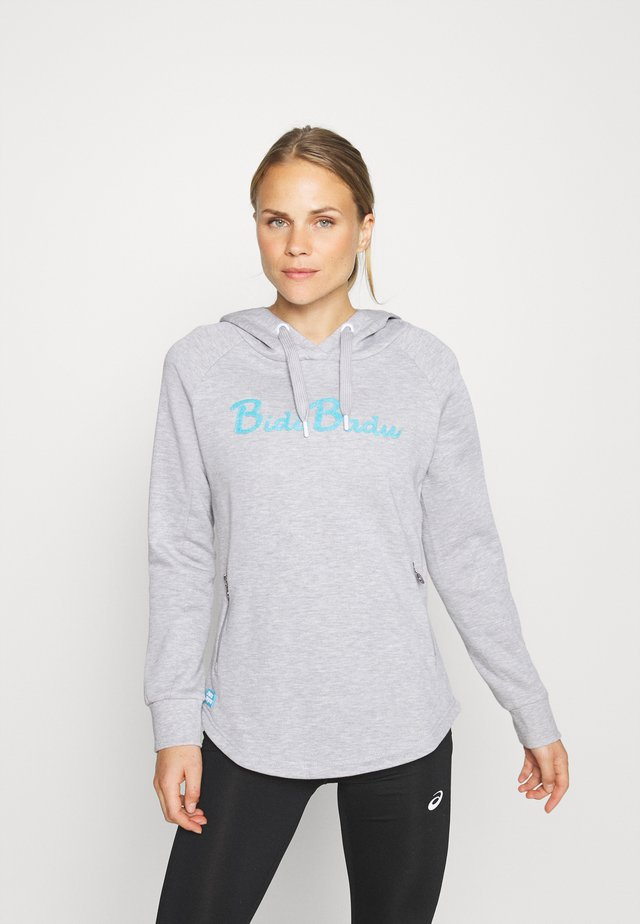 LIFESTYLE HOODY - Sweat à capuche - grey